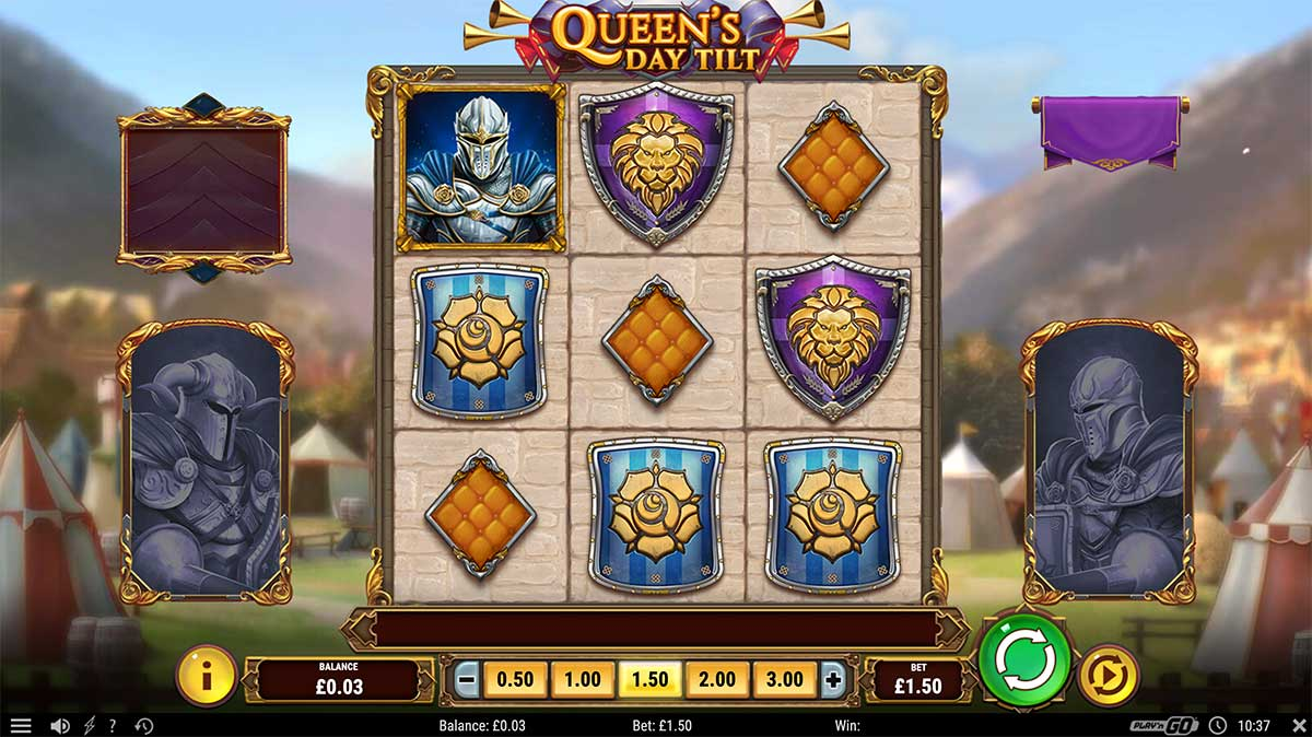 Queen's Day Tilt Review