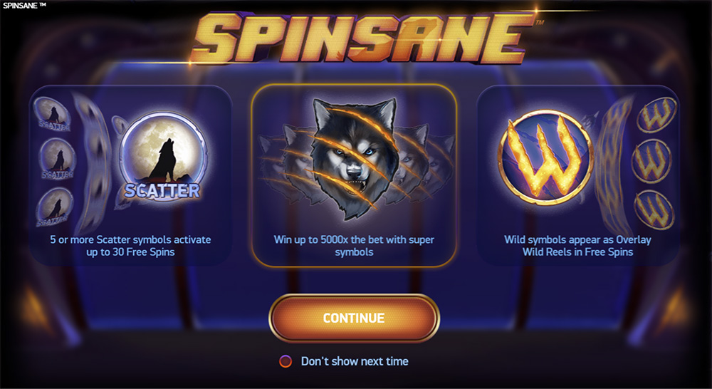 Spinsane Review