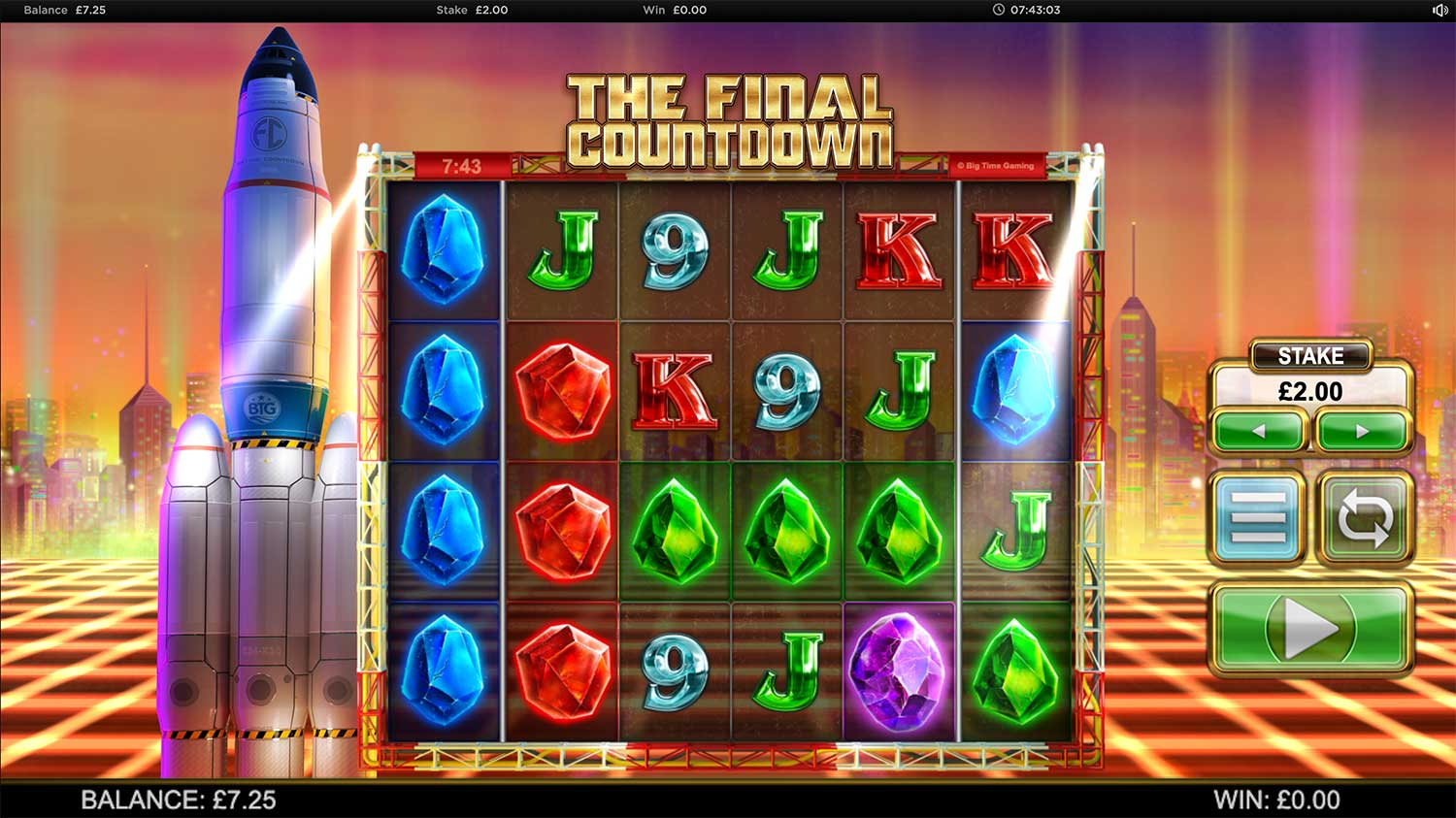 The Final Countdown Slot Review